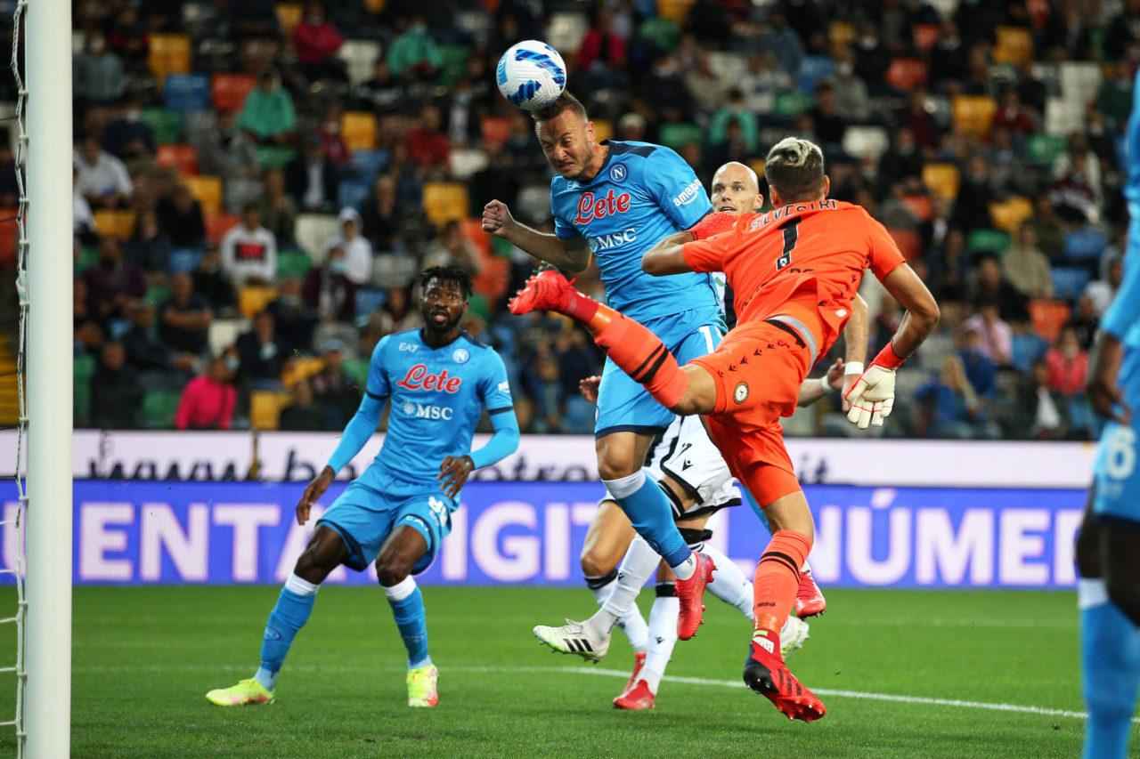 Shënoi ndaj Udineses, ja kë falenderon Amir Rrahmani (FOTO LAJM)