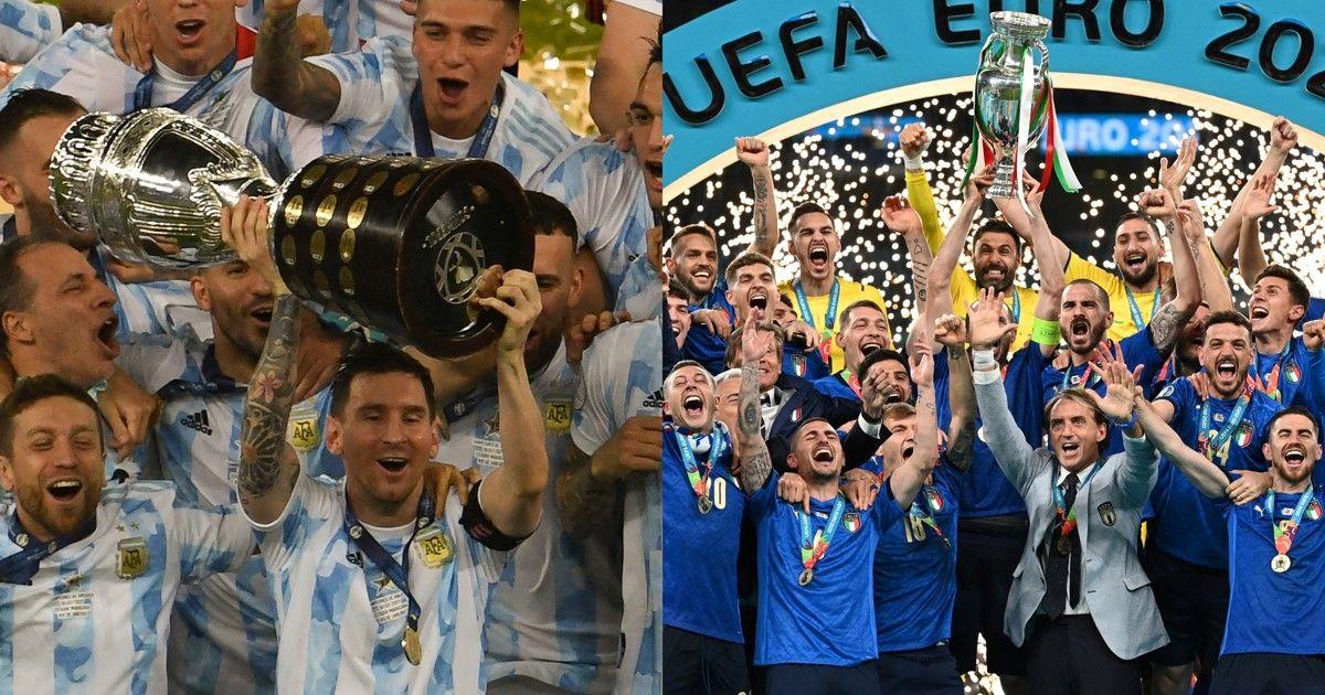 """Do kemi """"superkampione"""", konfirmohet ndeshja mes Argjentinës dhe Spanjës"""