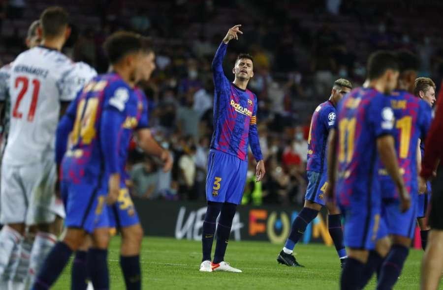 Humbja ndaj Bayernit ekspozon realitetin e ri të Barcelonës