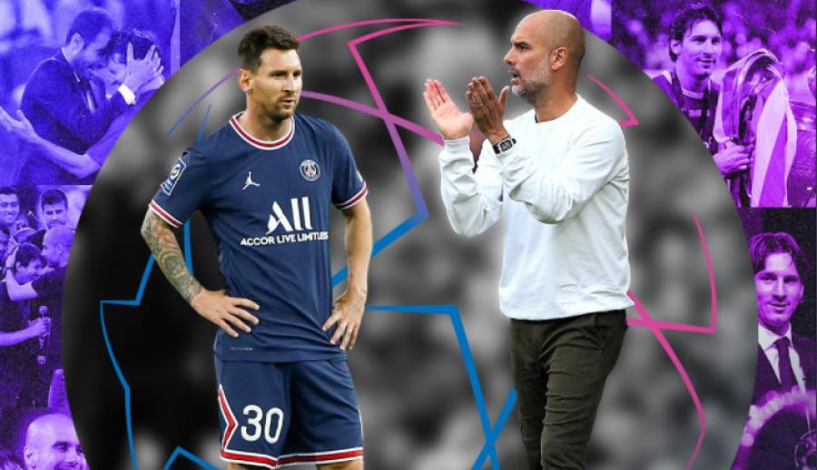 Përballen në mesjavë, Guardiola flet për Messin