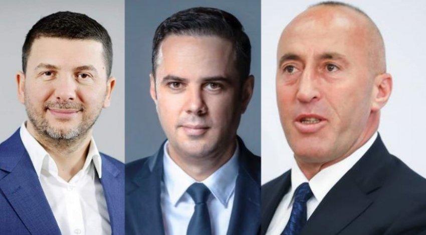 Takohen Krasniqi, Abdixhiku dhe Haradinaj, PDK zbulon se për çfarë biseduan