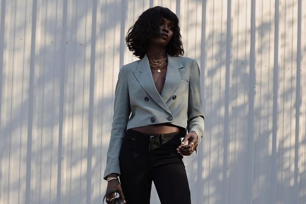 Xhinse të zeza: 4 mënyra për t'i veshur këtë vjeshtë