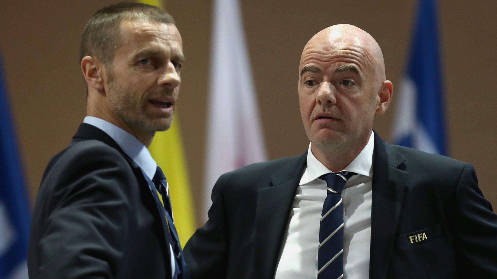 Botërori çdo dy vite, Ceferin: Europa dhe Amerika e Jugut nuk marrin pjesë, do të vrasim futbollin dhe lojtarët
