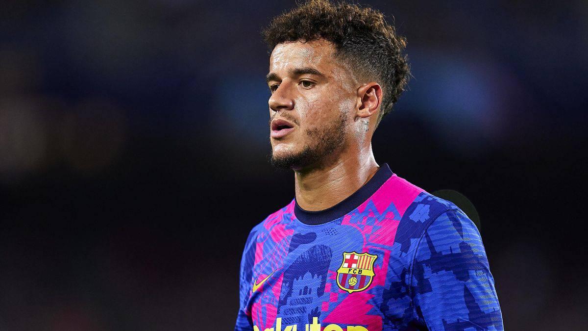 """Mungesë lojtarësh dhe ideja për ta """"hequr qafe"""" në janar, Barça e detyruar të përdorë Coutinhon"""