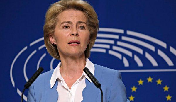 Von Der Leyen thirrje për qetësimin e situatës në veri të Kosovës: Dialogu është zgjidhja