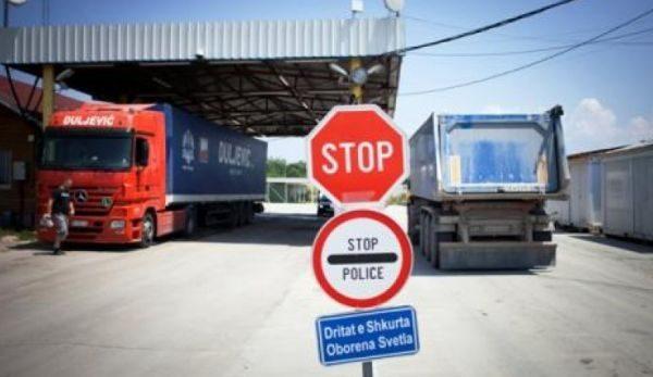 Bllokada në veri ul importin e mallrave nga Serbia