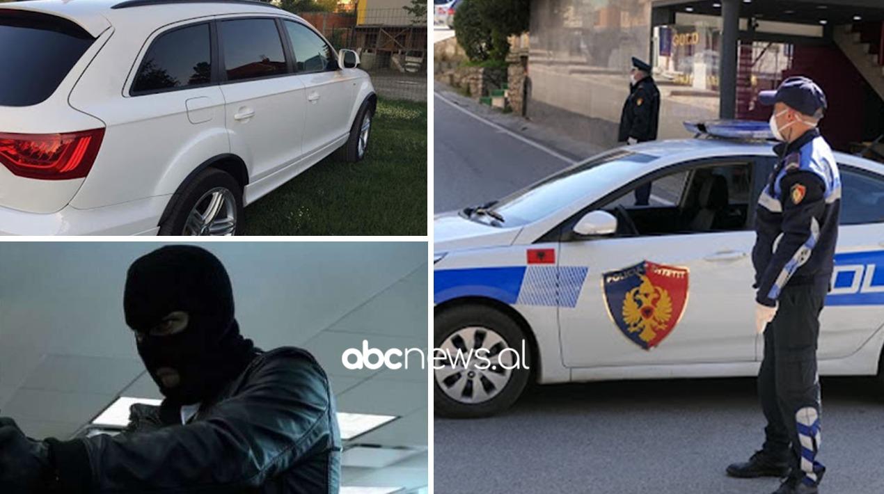 """Disa persona ndalojnë të rinjtë nga Kosova në mes të rrugës në Kurbin dhe iu marrin """"Audi""""-n"""