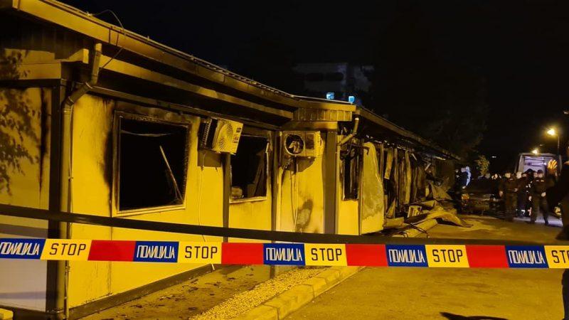 Tragjedia në Tetovë, dëshmitari: Shkova me vrap, brenda dëgjoheshin zërat e viktimave
