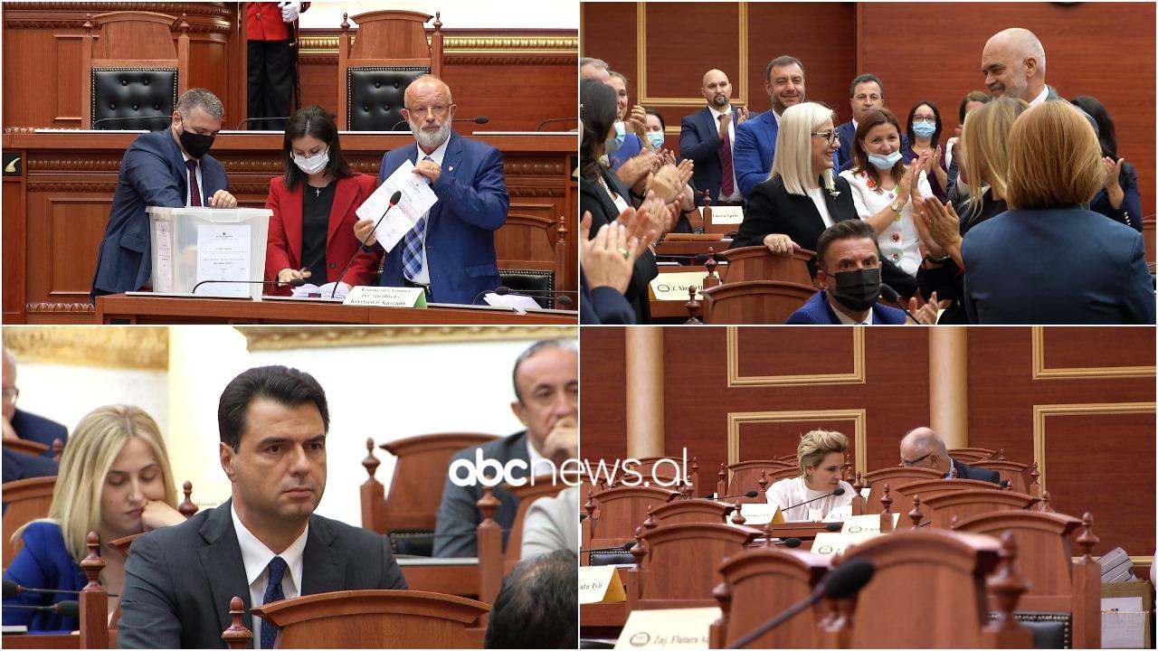Urdhri i Bashës, kush janë dy deputetët e opozitës që votuan pro Lindita Nikollës