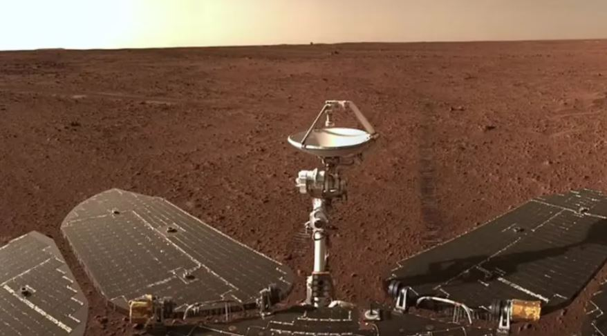 Imazhe të rralla, foto nga planeti Mars