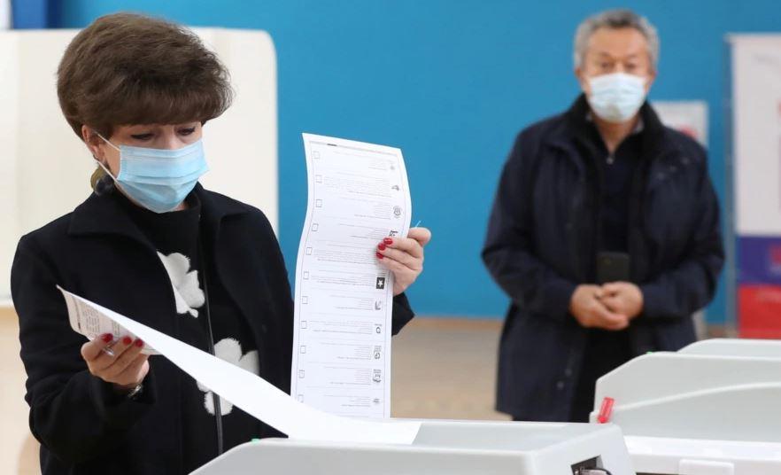 Rezultatet paraprake: Partia në pushtet në Rusi fiton zgjedhjet parlamentare