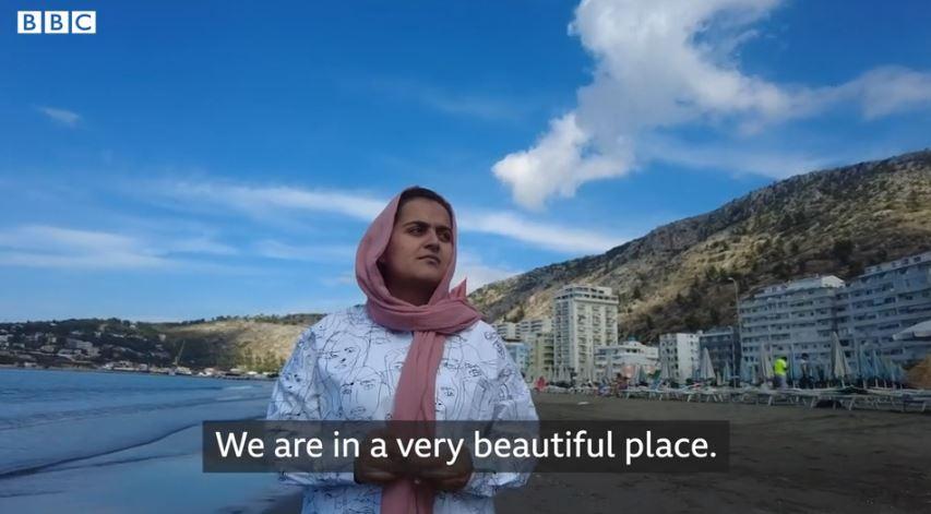 """""""Akoma dridhem"""", BBC me gazetaren në Shëngjin që intervistoi talebanët: Shpirti im është atje"""