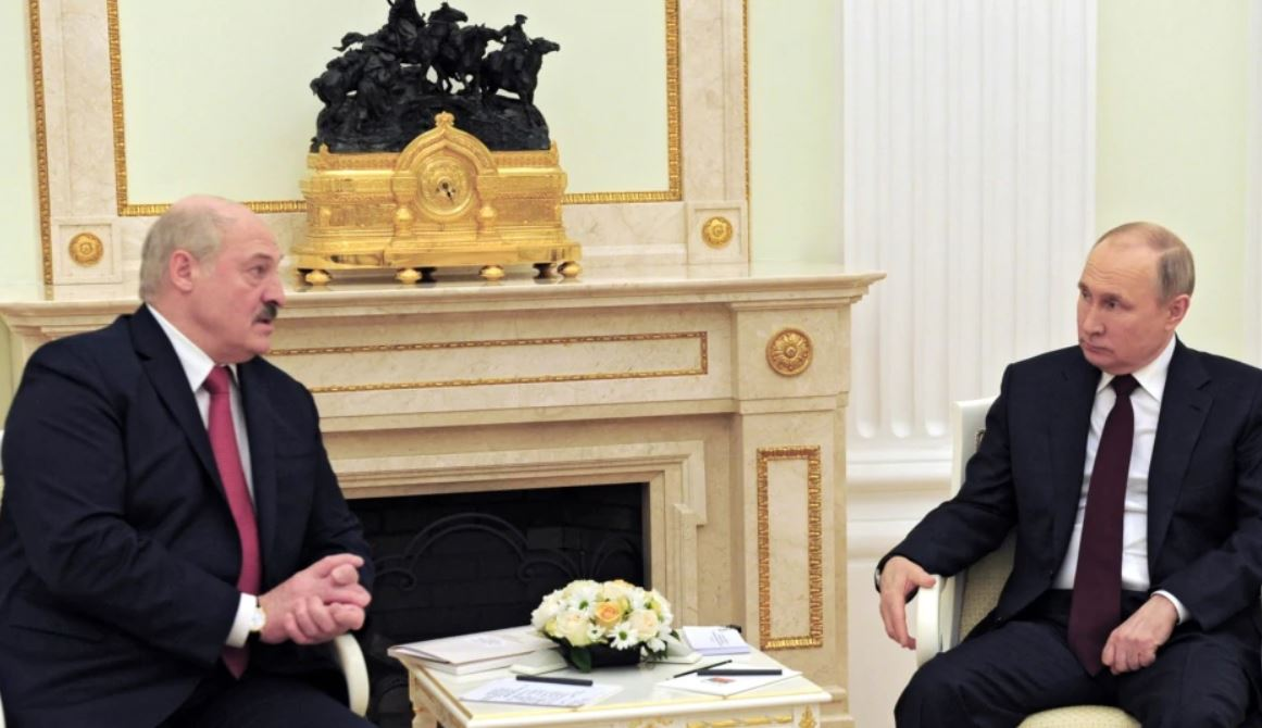 Putin: Me Lukashenkan u pajtuan për treg të përbashkët të gazit