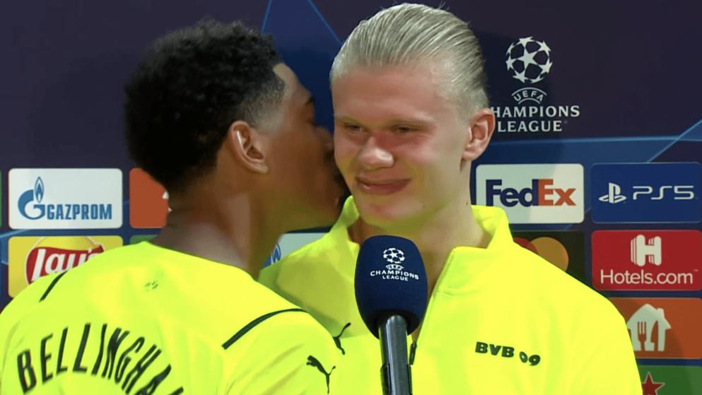 "Haaland – Bellingham, ""çift i ri"" ëndrrash te Dortmundi"