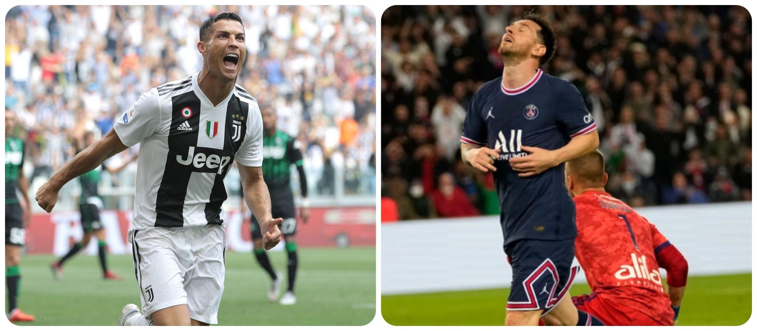 Messi si Ronaldo në Serie A, vuan mungesën e golit në 3 ndeshjet e para