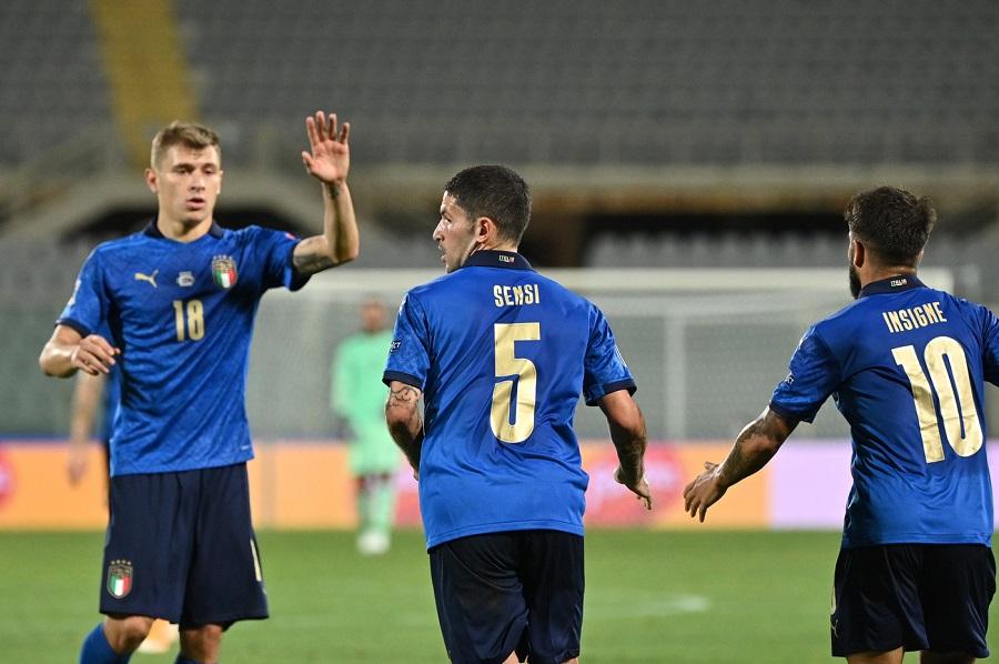 """Nuk i pëlqeu sjellja gjatë grumbullimit, Mancini po mendon të """"ndëshkojë"""" lojtarin e Interit"""