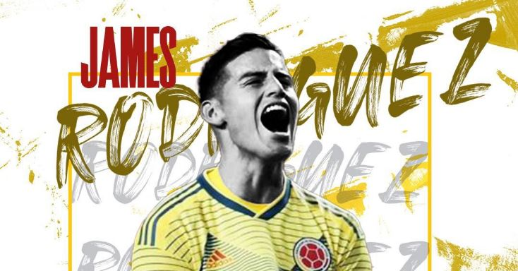 ZYRTARE/ James Rodriguez transferohet në Katar
