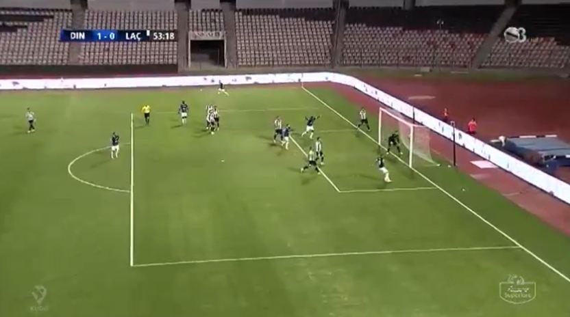VIDEO/ Devijim fatal i Julian Shehut, Dinamo kalon në avantazh