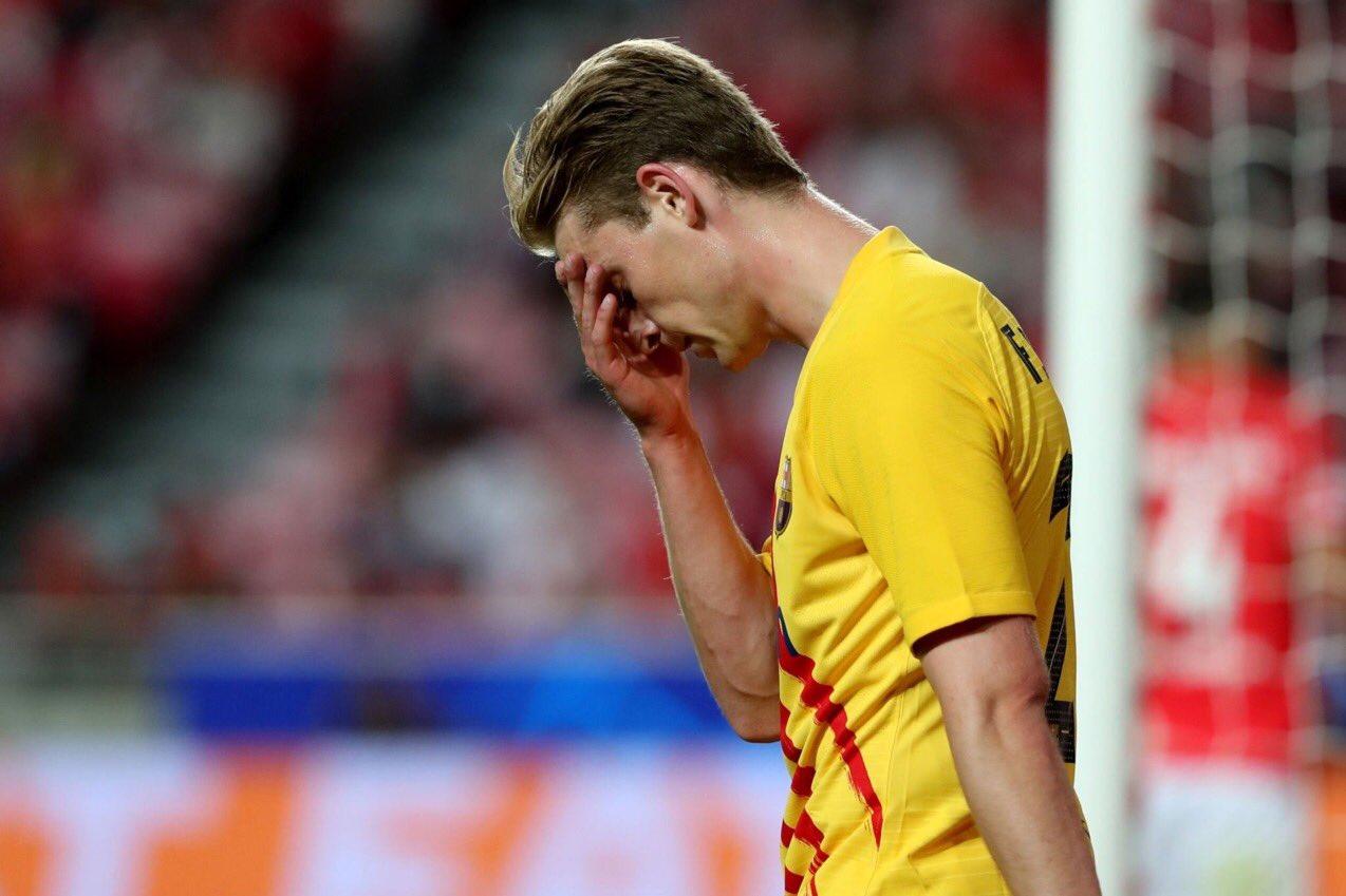 Kriza te Barcelona, De Jong: Ndryshimi i trajnerit nuk është zgjidhja