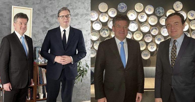 Nesër dialog mes Kosovës e Serbisë në Bruksel, Lajçak: Çështje urgjente për diskutim