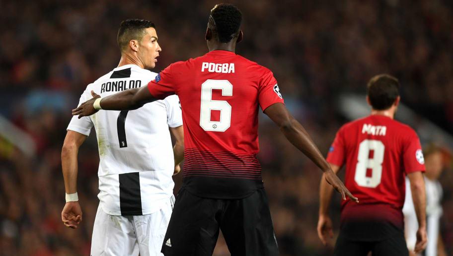 Pogba mirëpret Ronaldon: Është gjithmonë kënaqësi të luash me më të mirët