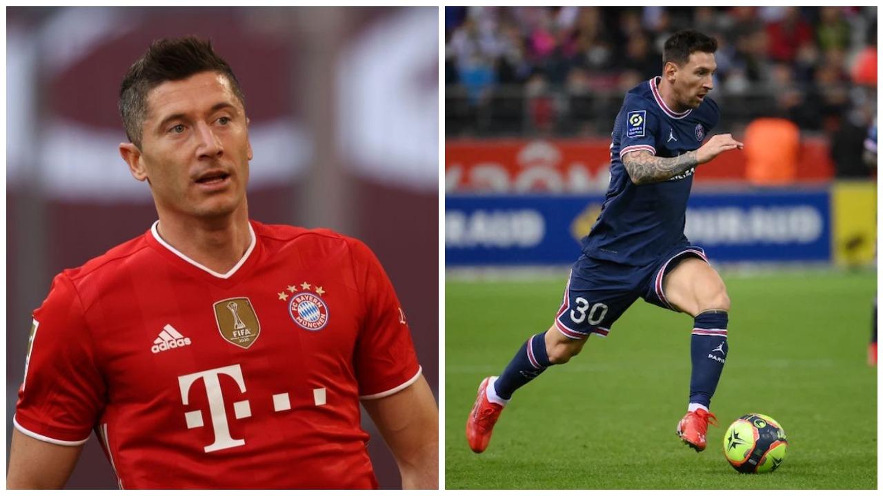 """Lewandowski """"ngel"""" thatë ndaj Greuther Furth, rekordi i Messit është i sigurt"""