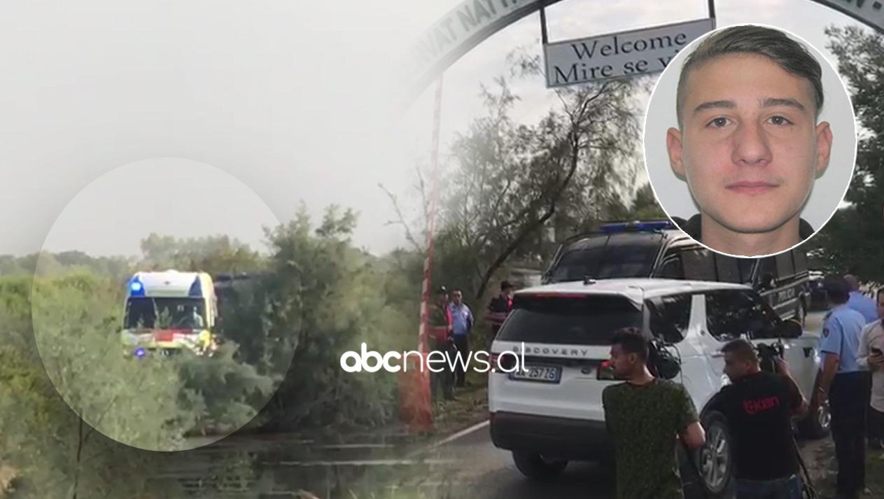 VIDEO/ Tentoi vetëvrasjen, momenti kur 21-vjeçari që ekzekutoi policin hipet në ambulancë në gjendje kritike