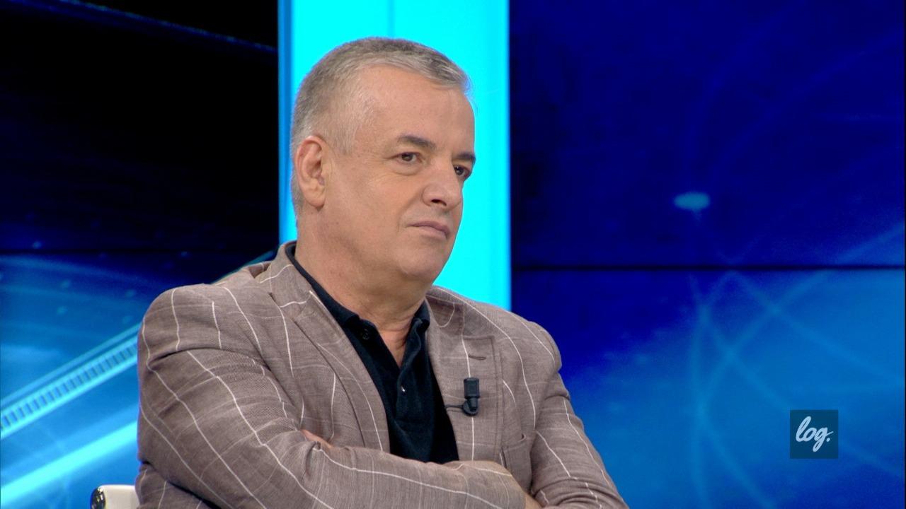 """Nazarko në """"Log."""": Pse amerikanët janë kundër Berishës, çfarë duhet të bëjë ish-kryeministri"""