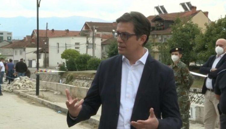 Pendarovski: Hetim të shpejtë për zjarrin në Tetovë, të dëshmojmë se jemi shtet