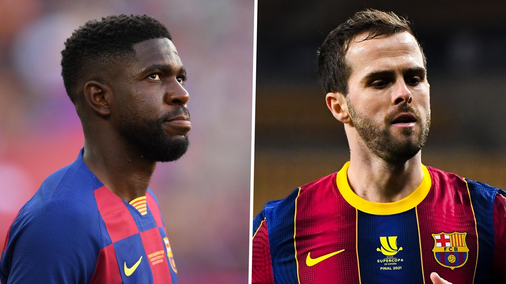 Pjanic në tratativa me klube ruse e turke, Umtiti qëndron përfundimisht te Barça