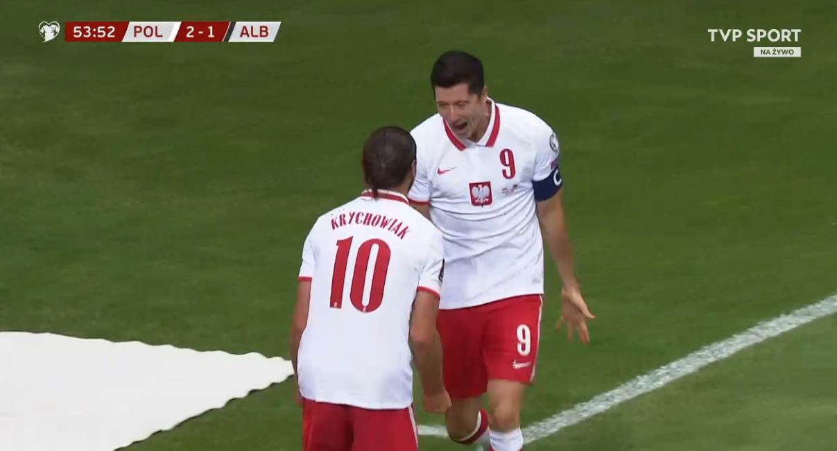 """VIDEO/ Polonia merr """"frerët"""" e ndeshjes, Shqipëria pëson të tretin"""