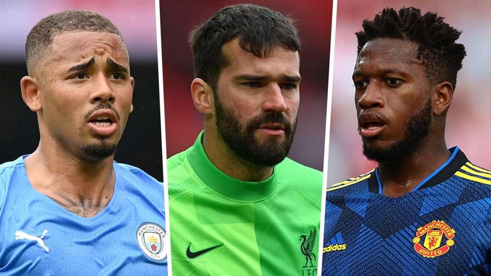 Rregulla të ashpra anti-Covid nga Brazili, nuk lejon 8 lojtarë t'iu bashkohen ekipeve të tyre në Premier League