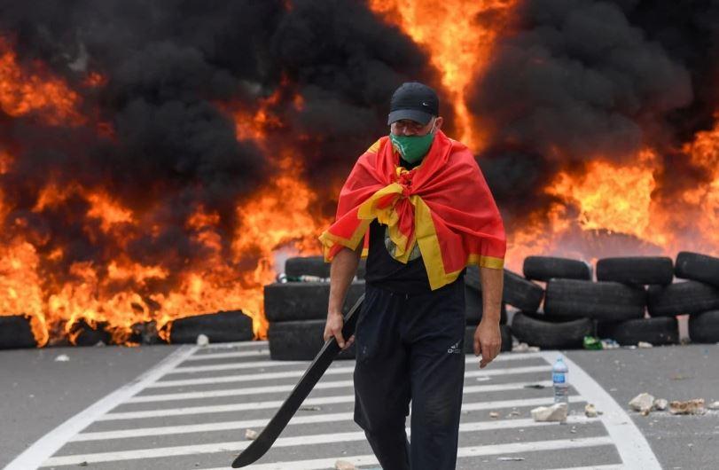 BE e shqetësuar për ngjarjet në Mal të Zi: Bëjmë thirrje për përmbajtje, të hetohet dhuna