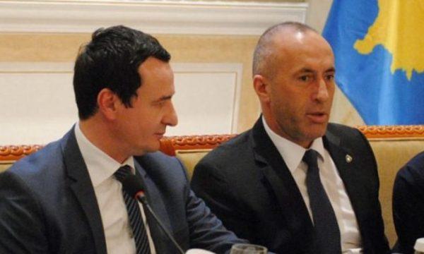 """Reciprociteti bën """"bashkë"""" Kurtin dhe Haradinajn, kreu i AAK-së: Nuk duhet të ketë kthim pas"""