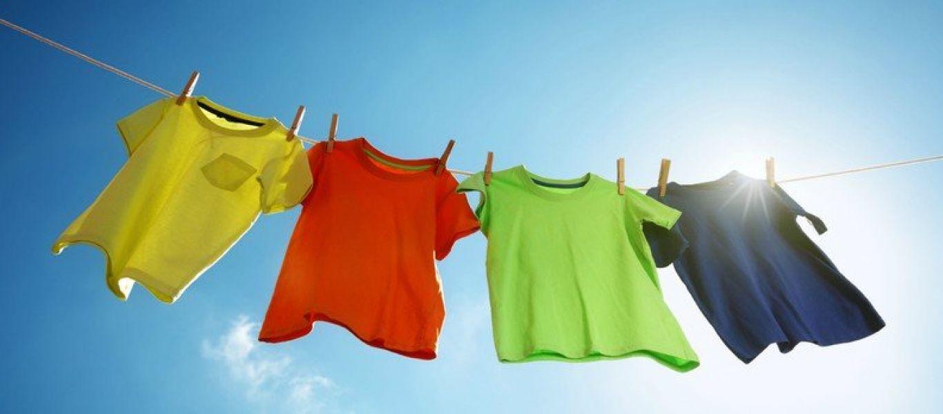 Një truk i thjeshtë që heq njollat e ndryshkut nga rrobat