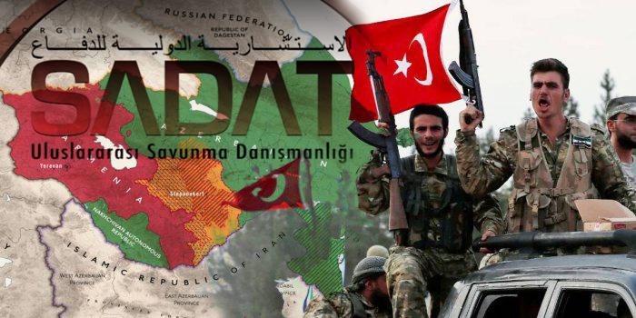 SADAT, kush është ushtria private e Erdoganit