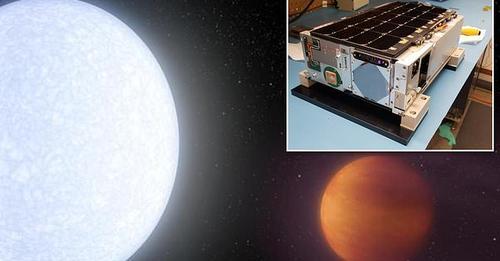 Ka madhësinë e një kutie të vogël, sateliti i NASA-s do të eksplorojë planetët e huaj