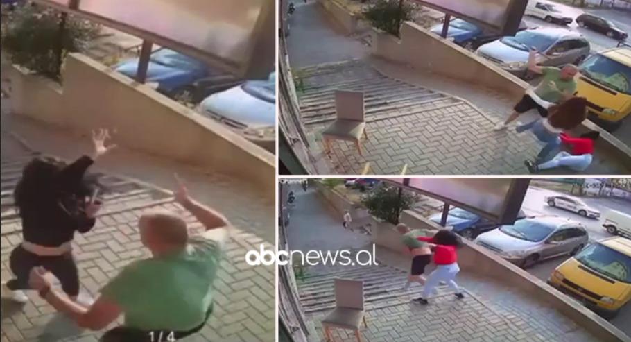 Pamje të rënda, burri dhunon me grushte, shkelma e shkop 3 vajzat e reja në Prishtinë