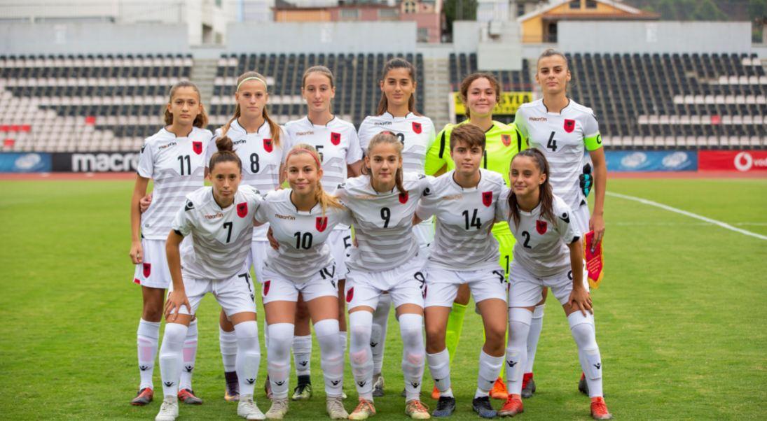 Barazim me 6 gola ndaj Azerbajxhanit, vajzat kuqezi luajnë ndeshjen e radhës në eliminatore
