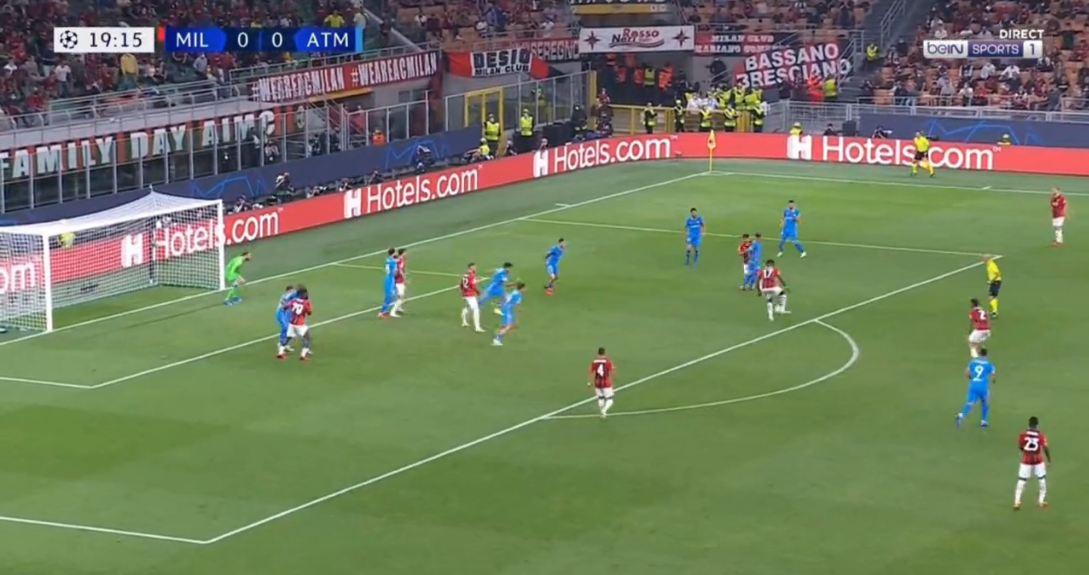"""VIDEO/ Milani """"pickon"""" Atleticon, Sheriff shënon dhe shtang """"Bernabeun"""""""