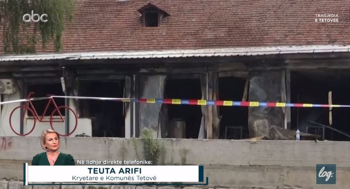 Tragjedia me 14 viktima në Tetovë, flet në emisionin Log. kryetarja e komunës