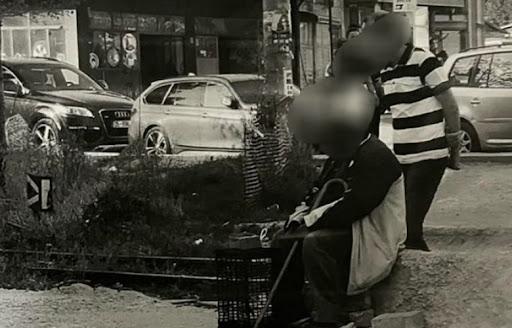 Nga Shqipëria në Kosovë për të kërkuar lëmoshë në rrugë, 69-vjeçari gjobitet me 500 euro