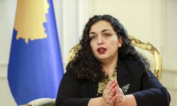 """Presidentja Osmani: Idea e """"Open Balkan"""" është e rrezikshme"""