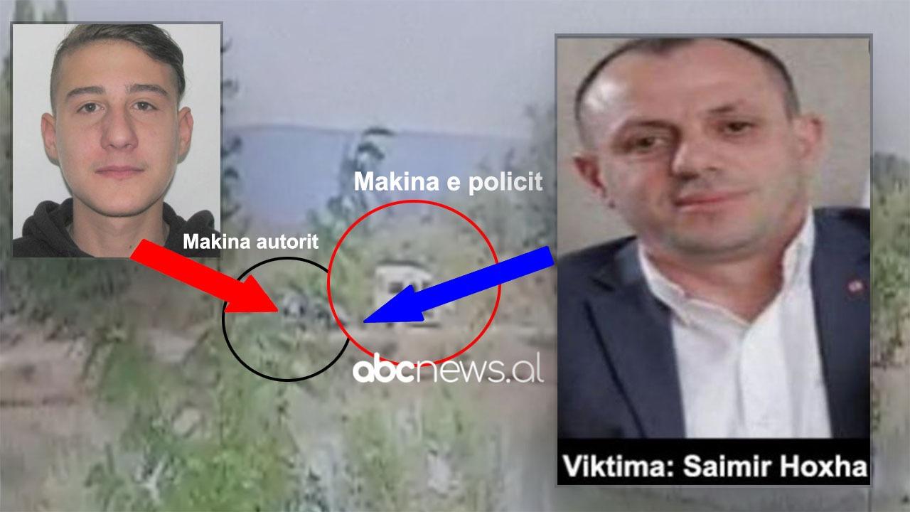 Të gjithë të tokë, videoja e vrasjes së policit në Lezhë. Kolegët ikën me vrap, Aldi Rama qëlloi dhe iku me shpejtësi me makinë