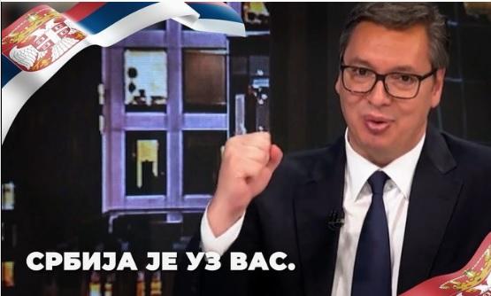 Vuçiç: Ne duhet të luftojmë, në të kundërt nuk do të arrijmë asgjë