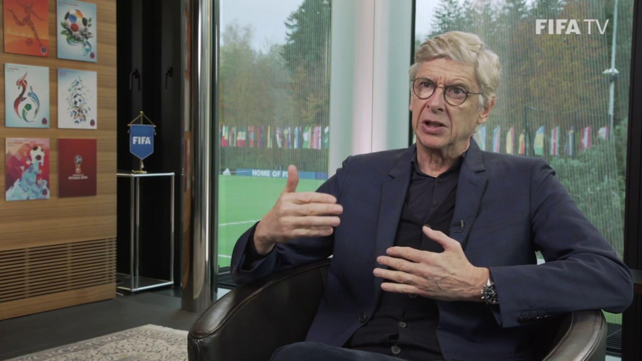 Përgatiten ndryshime në futboll, Arsene Wenger shpjegon se çfarë do të ndodhë