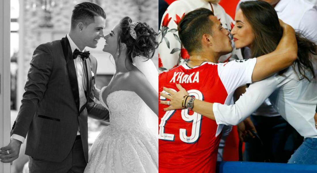 Bashkëshortja i bën urimin e veçantë për ditëlindje, sa vjeç mbush Granit Xhaka