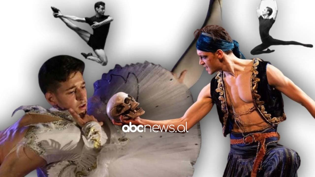 """""""Incidenti"""" që e çoi drejt ëndrrës, balerini shqiptar rrëfen për Abcnews.al si arriti të jetë pjesë e skenave të mëdha të Londrës"""
