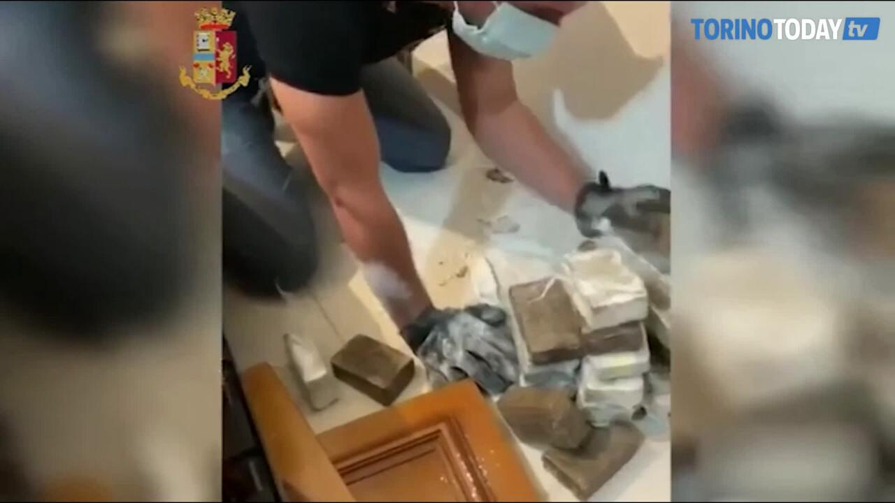 3 mln euro kokainë e heroinë, shqiptari në Itali kthen banesën në laborator droge