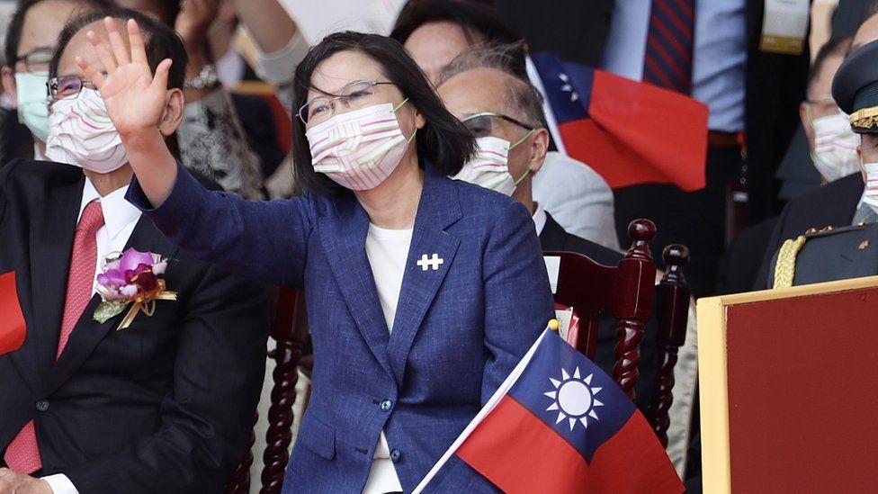 Tensionet me Kinën, presidentja e Tajvanit: S'do t'i nënshtrohemi presionit të Pekinit